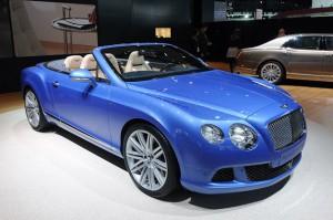 Bentley Continental GTC 2014: maravilloso, estilizado y exquisito.