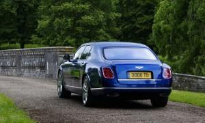 Bentley Mulsanne 2014: el carro más cómodo del mundo.