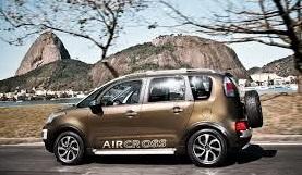 Citroën C3 AirCross 2014: aventurero y deportivo.
