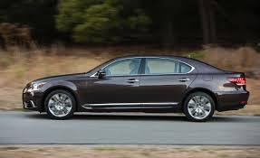 Lexus LS 2014: calidad, elegancia y confiabilidad.