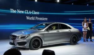 Mercedes Benz Clase CLA 2014: impresionante, moderno, vanguardista y elegante.