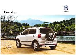 Volkswagen CrossFox 2014: interesante y muy capaz.