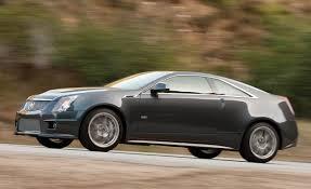 Cadillac CTS-V Coupé 2014: carácter deportivo y elegante diseño.