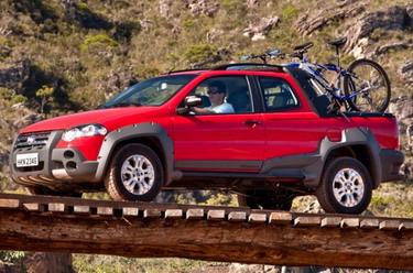 Fiat strada adventure cabina doble 2014 ideal para el for Fiat adventure precio