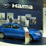 Haima 2 2014: diseño, tecnología y aspecto moderno.