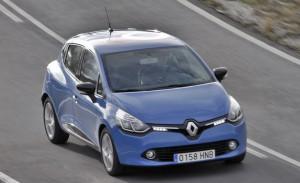 Renault Clio 2014: buen equipamiento y bajo costo.