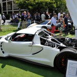 Pebble Beach Concours d'Elegance 2014: Los carros más exclusivos del mundo.