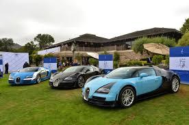 Concurso de Elegancia de Pebble Beach 2014: lujo, poder y dinero.