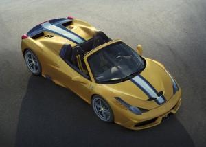 Ferrari  458 Speciale A: el convertible más potente del Cavallino Rampante.