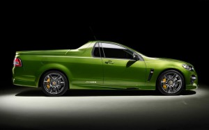 HSV GTS Maloo: Un pick up deportivo que divide opiniones.