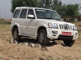 Mahindra Scorpio 2014: un carro con mucha capacidad todoterreno.