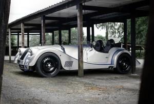 Morgan Plus 8 Speedster, una edición especial para celebrar 100 años del fabricante.