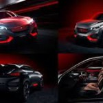 Peugeot Quartz Concept: un interesante Crossover hibrido.