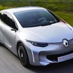 Renault EOLAB:  un concept híbrido con un consumo de 1.0 litro /100kms.