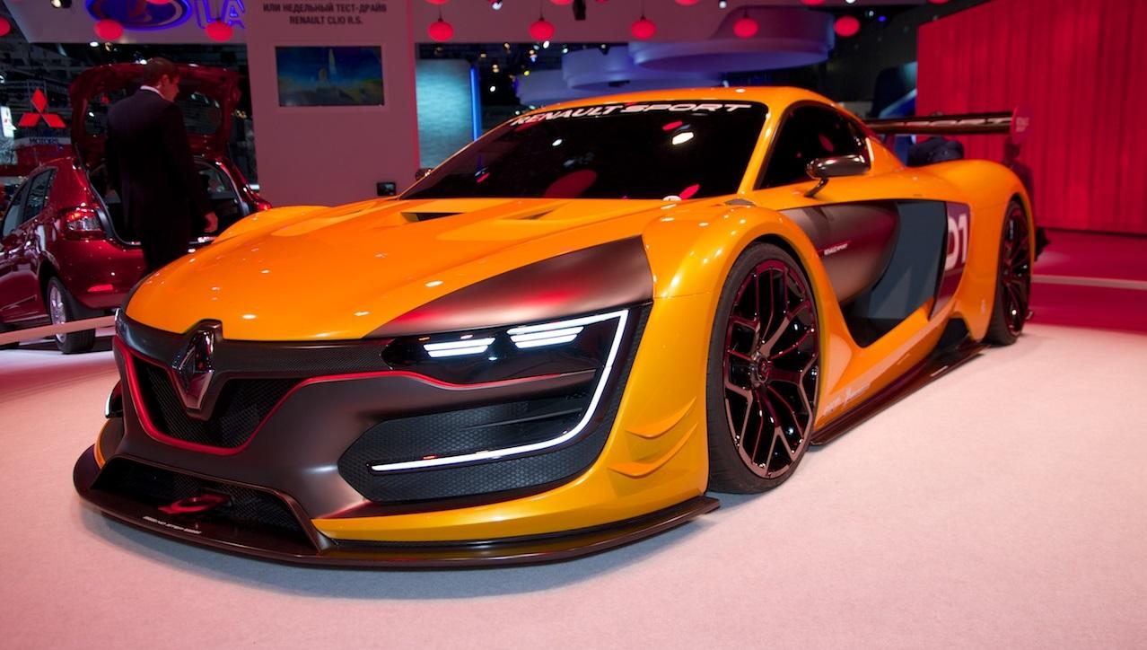 Nuevo Renault Sport R S 01 Renderings 2014: Renault Sport R.S. 01, El Nuevo Bólido De Competencia De