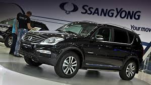 SsangYong Rexton II 2014: potencia y espacio.