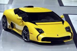 Zagato Lamborghini 5-95.