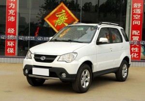 Zotye Duna 2014: una fresca alternativa.