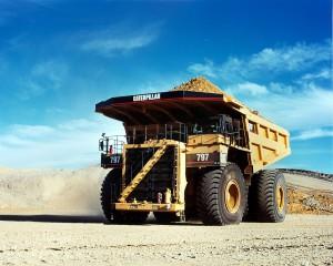 Los Camiones Dumpers más espectaculares del mundo.