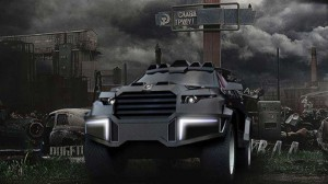 Dartz Prombron Black Shark, un tanque para la ciudad.