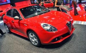 Salón de Paris 2014: Alfa Romeo Giulietta Sprint, 60 años después.