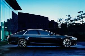 Auto Show de Paris 2014: Aston Martin Lagonda 2015, solo 100 exclusivas unidades.