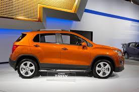 Chevrolet Trax 2015: ahora con importantes cambios en equipamiento.