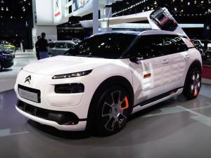 Auto Show de Paris 2014: Citroën C4 Cactus Airflow 2L