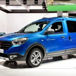 Auto Show de Paris 2014: Dacia Lodgy Stepway.