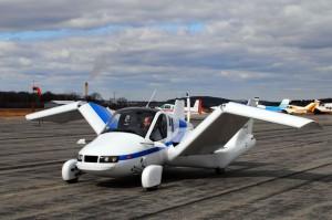 Flying Roadster: El carro volador ya es una realidad.
