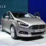 Salón de Paris 2014: Ford S-Max 2015.