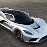 Hennessey Venom F5 ¡!!Pura velocidad!!