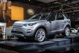 Auto Show de Paris 2014: Land Rover Discovery Sport.