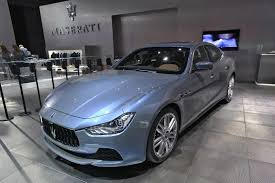 Auto Show de París 2014: Maserati Ghibli Ermenegildo Zegna Edition, solo 100 exclusivas unidades.