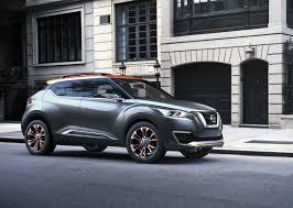 Nissan Kicks Concept: un Crossover para el Mercado de Brasil.