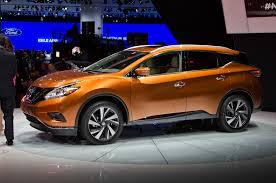 Nissan Murano 2015: Ahora más ligera, eficiente y aerodinámica.