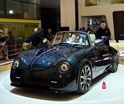 PGO Cévennes, un lindo  y veloz carro.