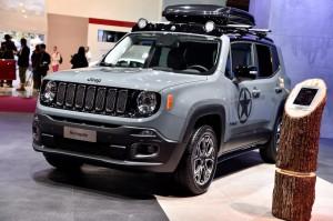 Auto Show de París 2014: Jeep presentó el nuevo Renegade.