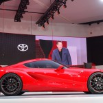 Imágenes del Toyota Boss Says FT-1.