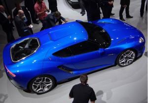 Salón de Paris 2014: Lamborghini Asterion Concept, una belleza singular y un poder bestial.