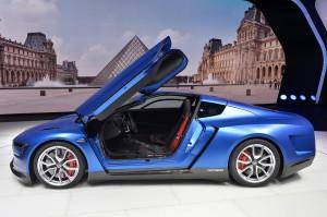 Auto Show de Paris 2014: Volkswagen XL Sport Concept, con motor Ducati.