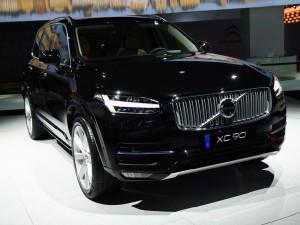 Auto Show de Paris 2014: Volvo XC90 R-Design 2015, más lujoso y más picante.