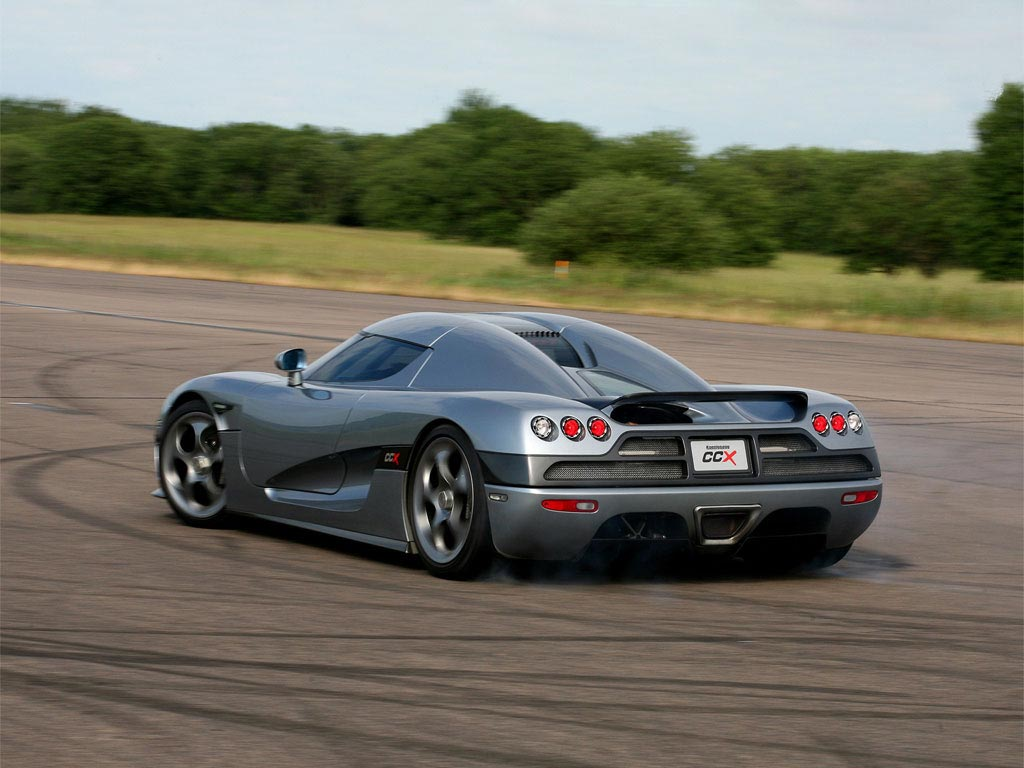 Top 100 Fastest Cars World