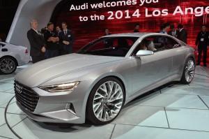 Audi Prologue Concept: Así serán los futuros modelos de la firma alemana.