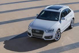 """Audi Q3 2015: el más pequeño de la Gama """"Q"""" recibe su primera actualización."""