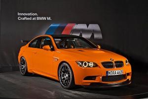 BMW M3 GTS: ligero, potente y llamativo.