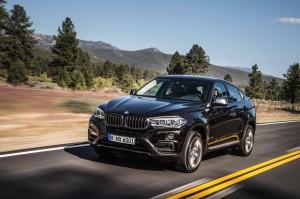 BMW X6 2015: renovado, más equipado y con mejores prestaciones.
