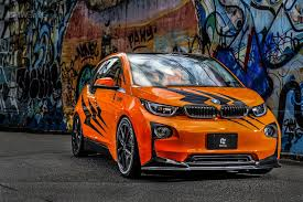 BMW i3 por Studie Japan y 3D Design, hermoso tuning.