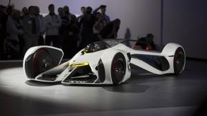 Salón de Los Ángeles 2014: Chevrolet Chaparral 2X Vision Gran Turismo, de lo virtual al mundo real.
