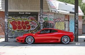 Ferrari 360 Módena:  lujo, belleza y altas prestaciones.